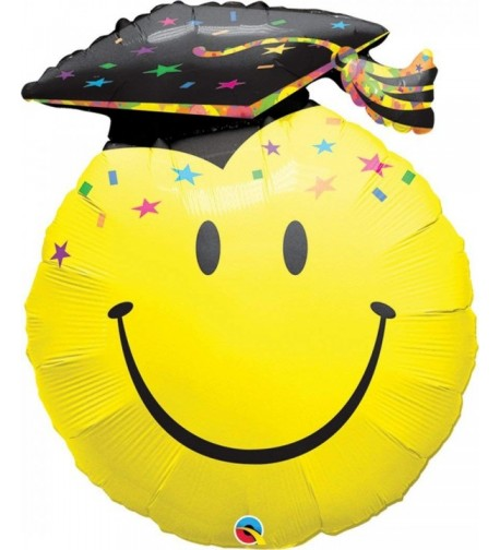 Qualatex Foil Balloon 40379 Multicolored
