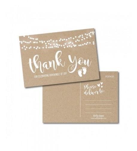 Sprinkle Postcards Personalize Printable Cardstock