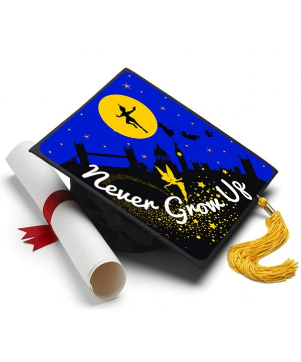 Tassel Toppers Peter Pan Decorated