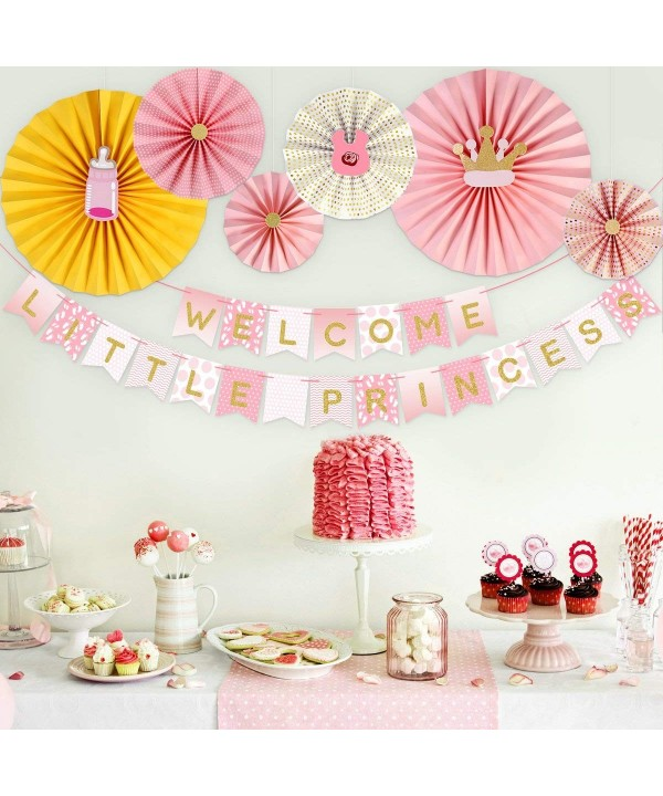 Unomor Decorations Including WELCOME PRINCESS