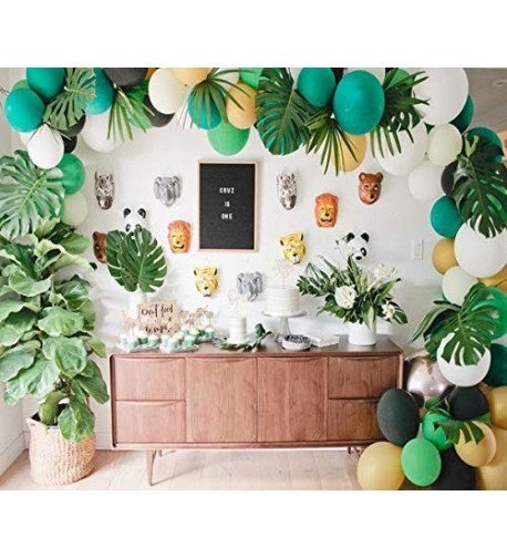 Decorations 174pcs 130 balloons Supplies Birthday