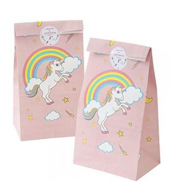 Unicorn Stickers Birthday Decorations Supplies