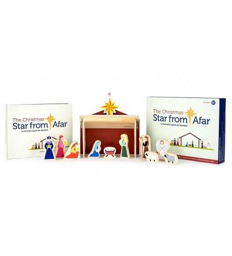 Star Afar Christmas Estrella Navidad