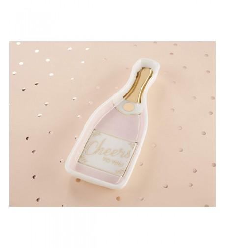 Kate Aspen Champagne Trinket Catchall