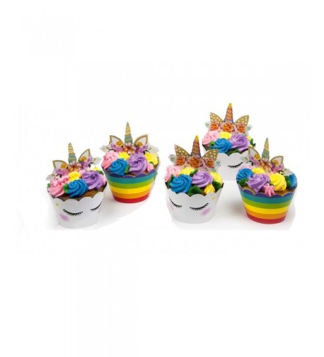KITCHEN PRO Unicorn Birthday Decoration birthday