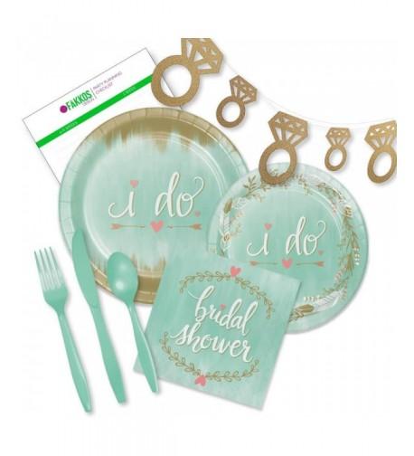 Bridal Shower Supplies Napkins Plastic