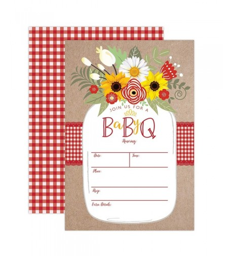 Invitation Barbeque Printable Invitations Envelopes
