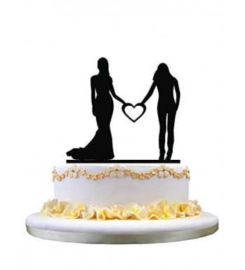 Lesbian Wedding Toppers Bride Holding