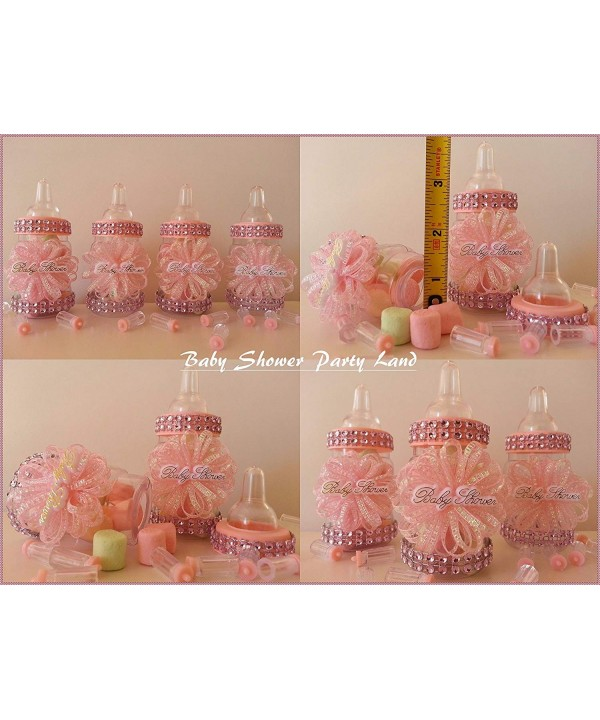 Fillable Bottles Baby Shower Decoration