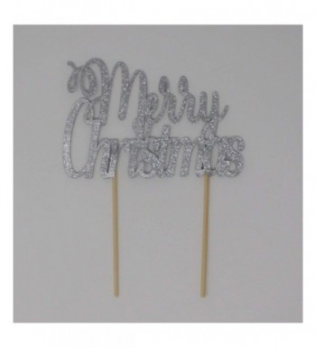 Discount Family Christmas Cake Decorations