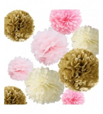 Fonder Mols Tissue Flowers Decorations