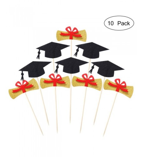 LUOEM Graduation Toppers Centerpieces Decoration