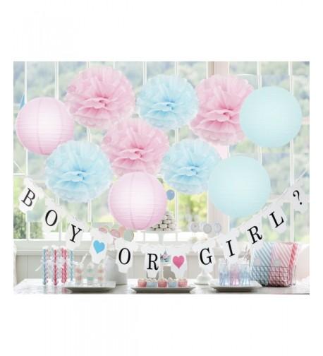 Gender Supplies Decorations Lanterns Birthday