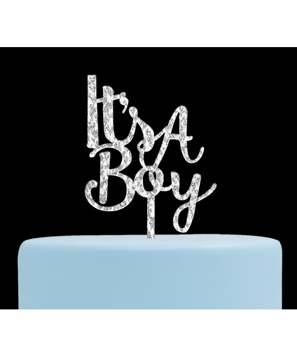 Firefairy Acrylic Topper Shower Decorations
