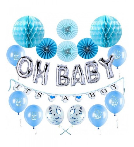 Baby Shower Decorations Boys KeaParty