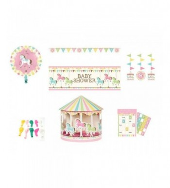 Supplies Decorations Carousel Balloons Centerpiece