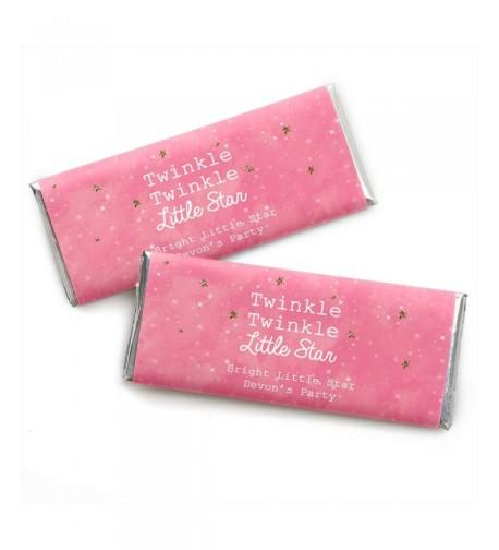 Custom Pink Twinkle Little Star