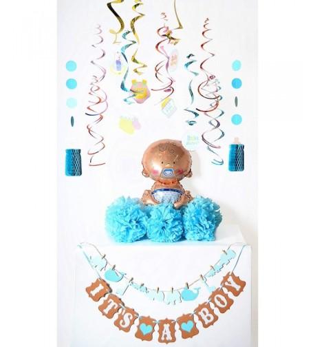Birthday Decoration shower balloon feeding