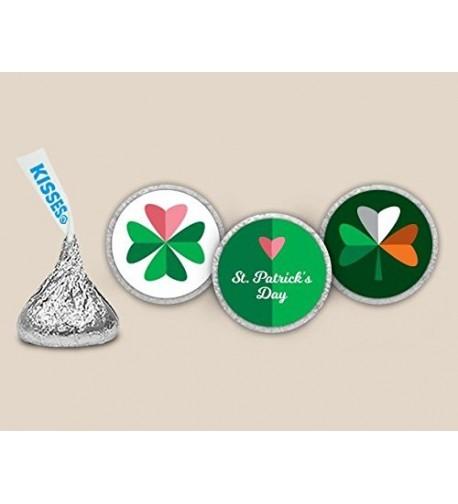 Blarney Patricks Stickers HERSHEY KISSES