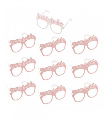 Bachelorette Party Sunglasses Supplies Cardstock