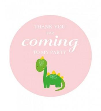 MAGJUCHE Dinosaur Stickers Birthday Decorations