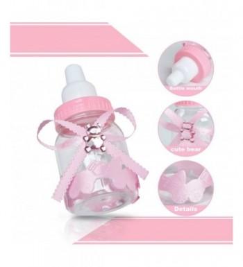 5pcs Baby Feeding Bottle Candy Box Bottle Shower Birthday Gift Party Favors