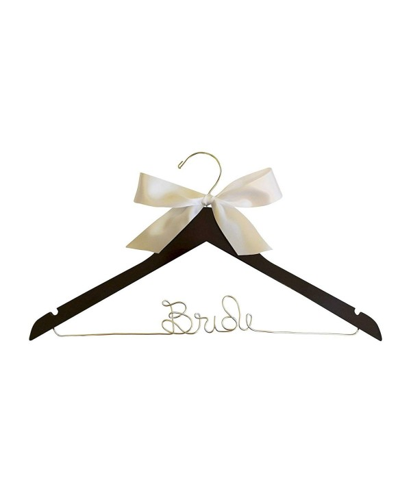 Hanger Wedding Mahogany Premium Silver