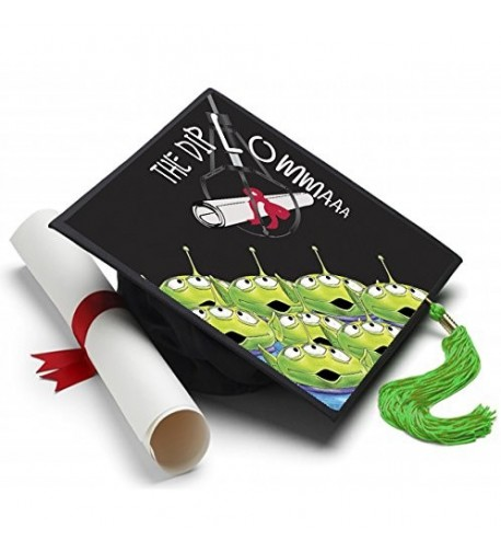 Tassel Toppers Diploma Grad Decorated