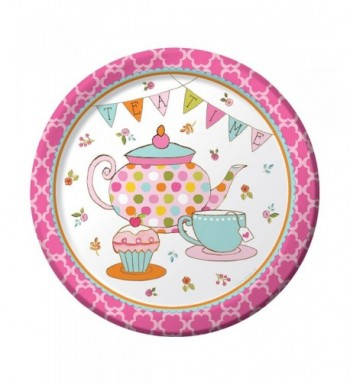 Designer Birthday Tea Party Supplies for Sale