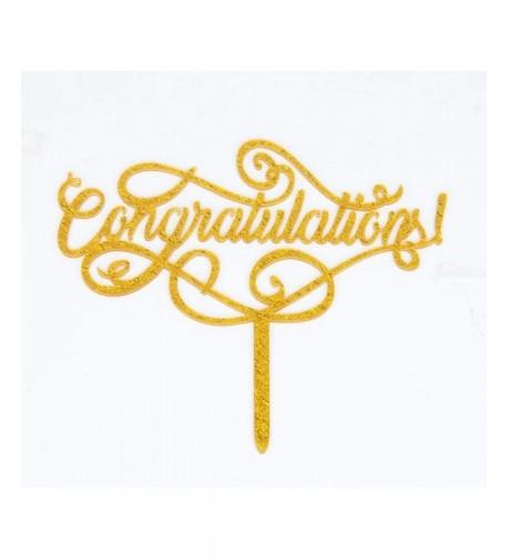 Firefairy Congratulations Graduation Retirement Supplies
