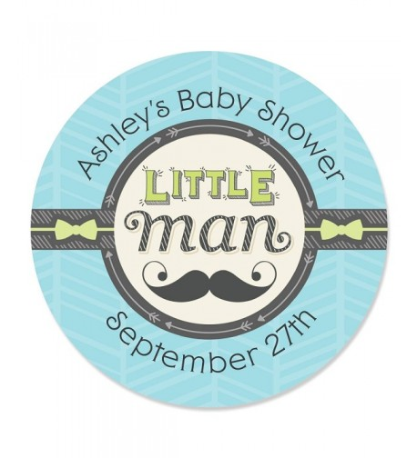 Custom Dashing Little Man Personalized