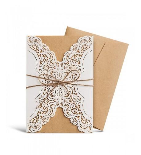 invitations Envelopes Engagement Quinceanera Jofanza