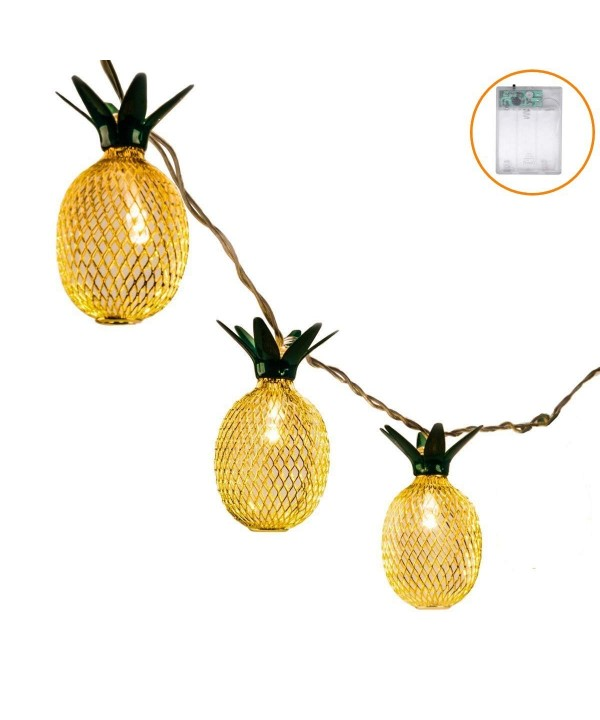 Babaralight Pineapple Operated Birthday Decoration