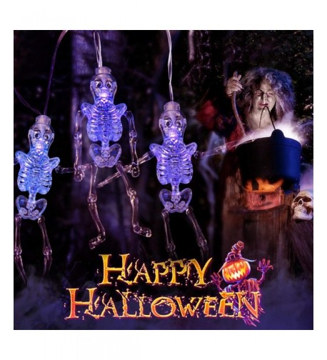 MZD8391 Halloween Upgraded Skeleton Decorations
