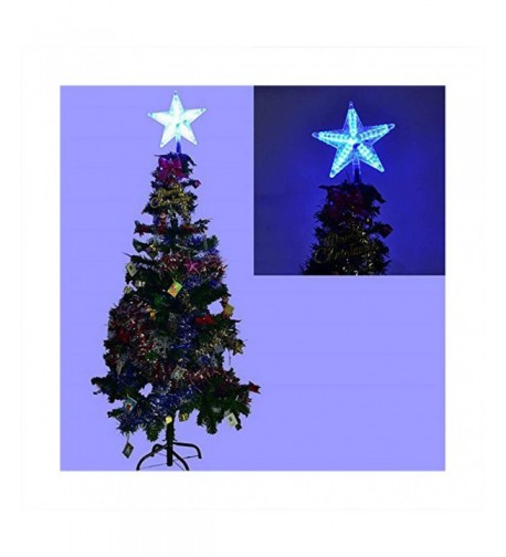 CEspace Christmas Five Pointed Decoration Birthday