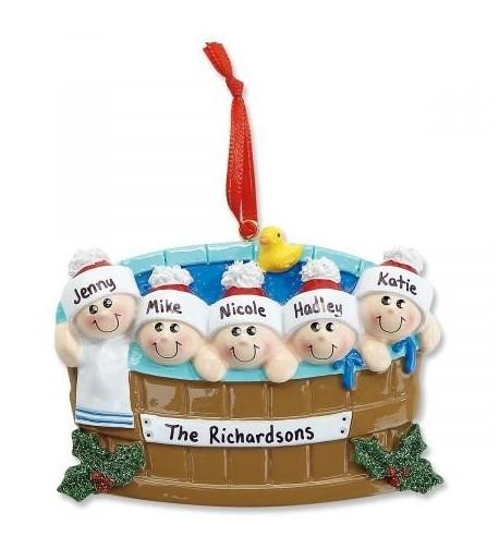 Lillian Vernon Personalized Christmas Ornaments