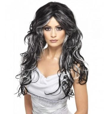 Gothic Bride Wig Costume Accessory