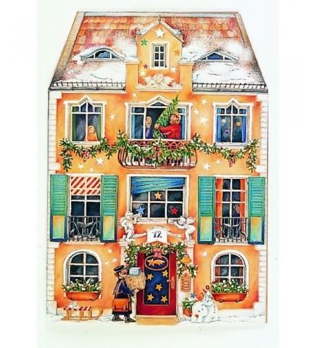 Coppenrath Christmas Calendar Beautiful Foldout