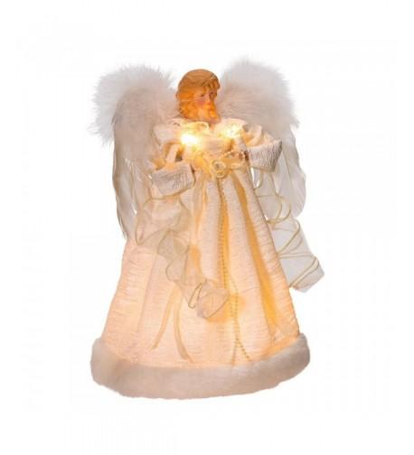 Kurt Adler UL1097 Angel Topper