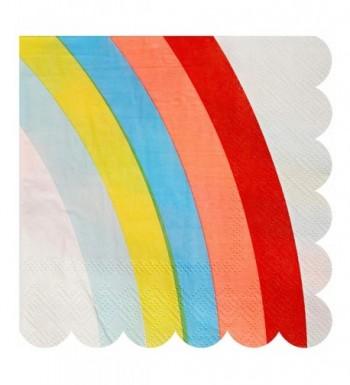 Meri Rainbow Napkins Small