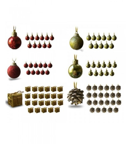 BANBERRY DESIGNS Mini Christmas Ornaments