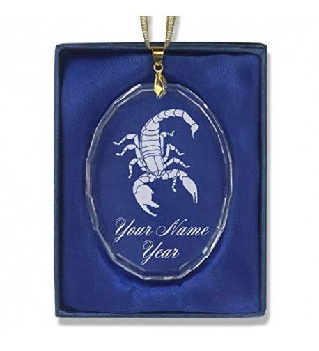 SkunkWerkz Christmas Ornament Personalized Engraving