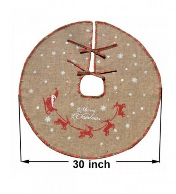 Cheap Designer Christmas Tree Skirts Outlet