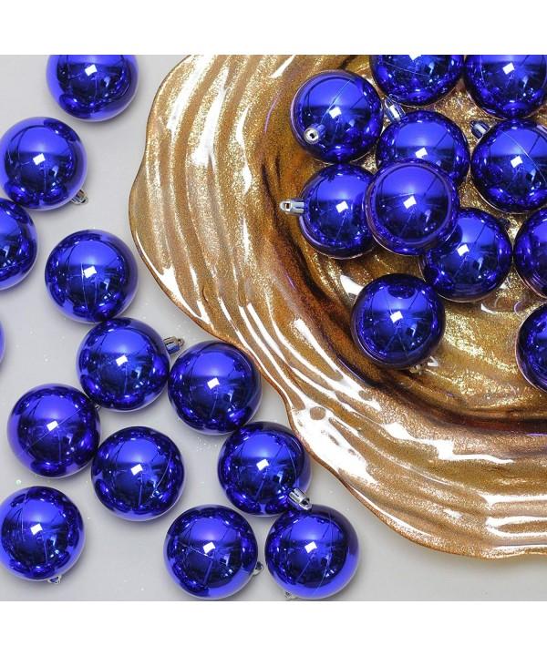 Northlight Royal Shatterproof Christmas Ornaments