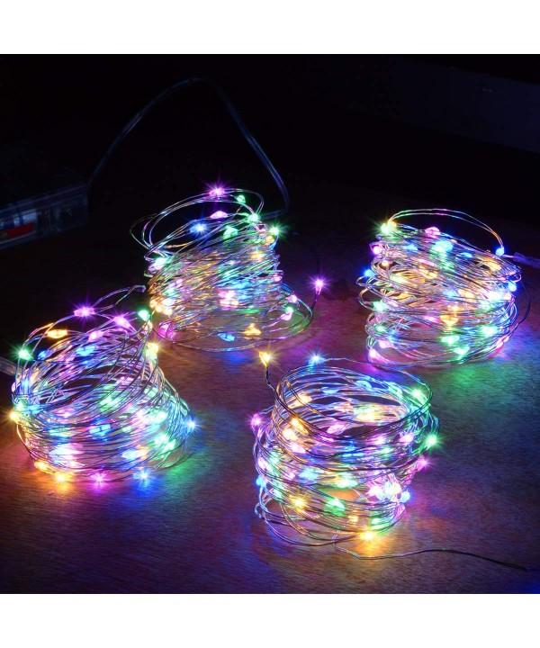 Abkshine Multicolored Christmas Operated Multi Color