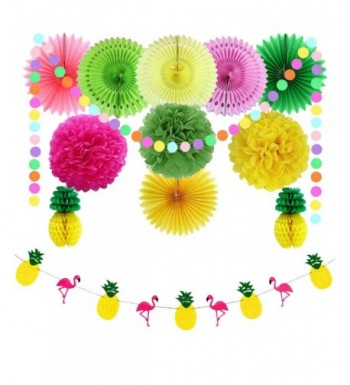 Fiesta Party Decorations Pineapples Decoration 13Pes