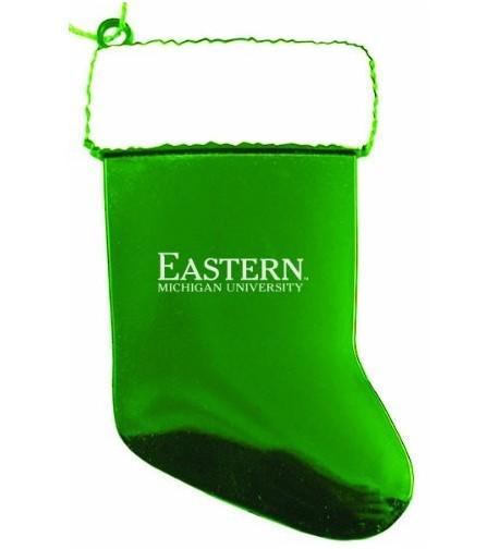 Eastern Michigan University Chirstmas Stocking