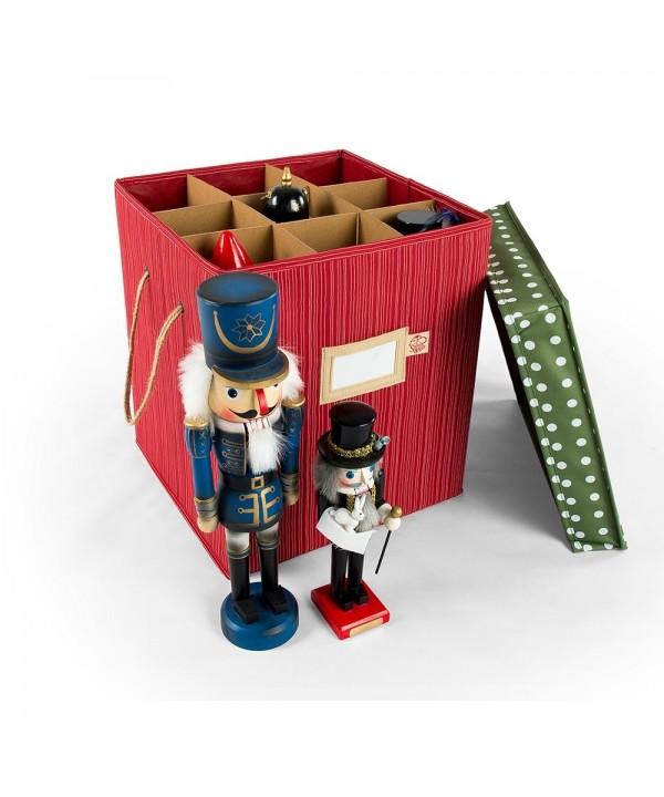 Santas Bags Collectibles Nutcracker Dividers
