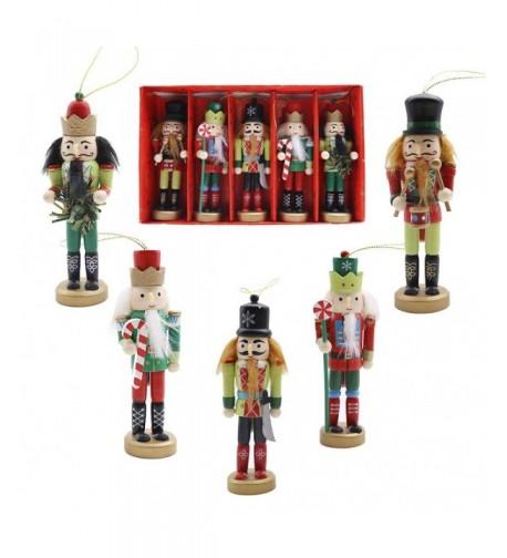 Amor Christmas Nutcracker Ornaments Decorations