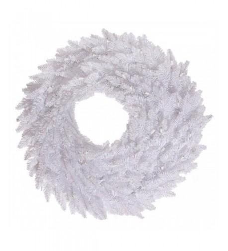 Vickerman K160324 Wreath Tips White